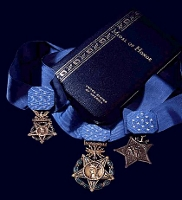Medal of Honor recipient pays tribute to Cedar Bluff Middle School, Knoxville, TN