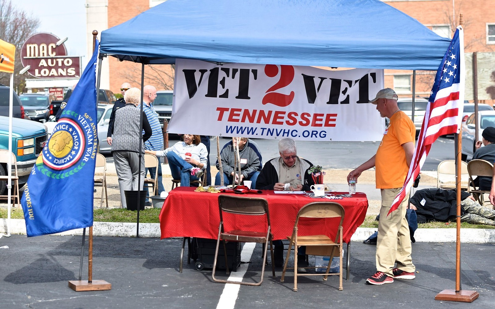 Care Cuts Of Knoxville Ministry Joins Vmfc Vet To Vet Tennessee